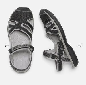 Keen Shoes - Closed toe Keen Sandals